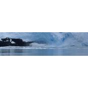 Glacial water